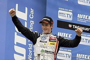 F3 Europe Breaking news BMW signs F3 racer Eriksson for junior scheme