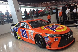 NASCAR Sprint Cup Breaking news Tide returns to NASCAR with throwback Darlington paint scheme