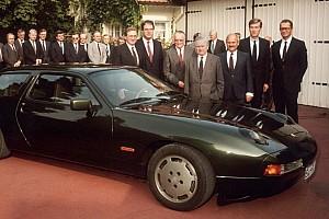 Auto Actualités La Porsche 928 célèbre ses 40 ans à Rétromobile