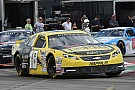 NASCAR Canada Alex Tagliani wins the NASCAR Pinty's race at Toronto Indy