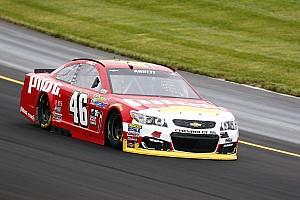 NASCAR Sprint Cup Breaking news HScott Motorsports makes crew chief change for Michael Annett
