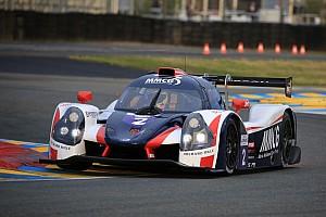 Le Mans Qualifying report Brundle takes LMP3 pole for Le Mans support race