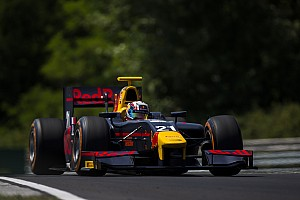 GP2 Practice report Hungary GP2: Gasly comfortably quickest in practice