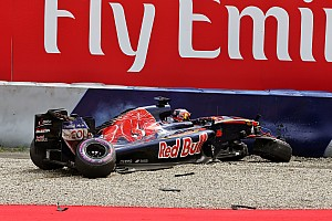 Formula 1 Breaking news Kvyat to start from pitlane with new chassis