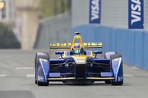 Formula E Race report Berlin ePrix: Buemi wins as Abt defies team order
