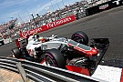 Formula 1 Gutiérrez starts ahead of Grosjean on the Monaco GP