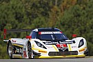 IMSA Track break-up blights Petit Le Mans at half-distance