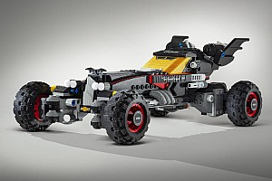 Auto Actualités Une Batmobile Lego et grandeur nature!