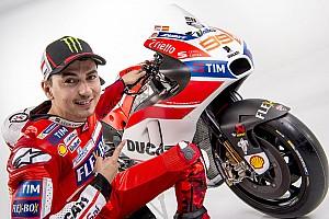 MotoGP BRÉKING MotoGP: Lorenzo nem akar Rossi ducatis eredményeivel versenyezni