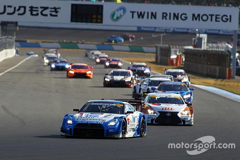 【スーパーGT】もてぎレース1決勝(GT500): 迫り来る39号車を抑えきった24号車が今季2回目の優勝