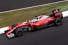 Ferrari expected to qualify third, admits Vettel