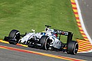 Massa labels Spa tyre pressures