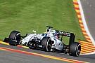 Formula 1 Massa labels Spa tyre pressures