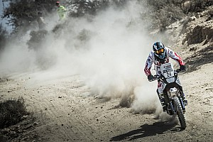 Cross-Country Rally Leg report Morocco Rally, Leg 1: Santosh leads Indian riders, TVS Sherco among teams