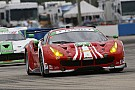 Ferrari 488 GT3 claims pole position at Sebring in world debut