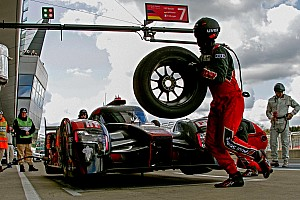 "WEC Breaking news Audi blames ""bouncing"" for WEC exclusion, will not appeal"