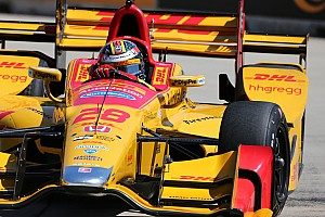 IndyCar Breaking news Angry Hunter-Reay explains Andretti misfortunes