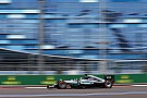 Russian GP: Hamilton leads Rosberg in final practice