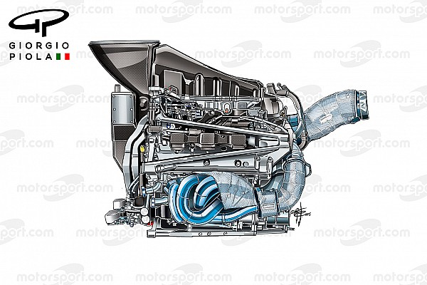Формула 1 Аналитика Технический анализ: почему в Honda отказались от своей концепции?