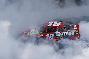 NASCAR Sprint Cup Commentary Why another Brickyard 400 win may mean another title for Kyle Busch