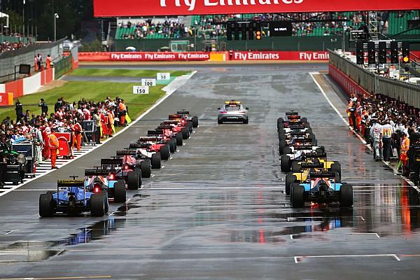 Formula 1 F1 teams to debate wet weather standing starts