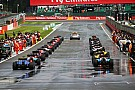 F1 teams to debate wet weather standing starts