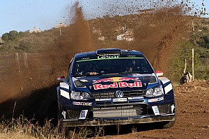 WRC Breaking news Latvala requires hospital check-up after heavy shunt