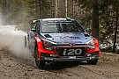 WRC Sweden WRC: Another stage cancelled, six remaining