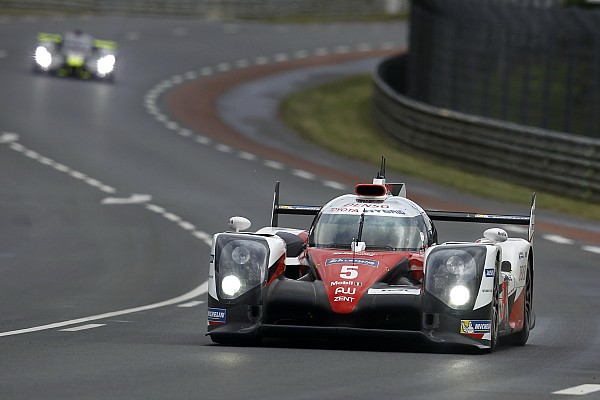 WEC Breaking news Toyota: WEC rules freeze boosts chance of third Le Mans car
