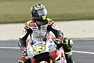 MotoGP Australian MotoGP: Crutchlow beats Rossi as Marquez crashes out