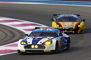 European Le Mans Breaking news Beechdean AMR ready for the ELMS start at Silverstone