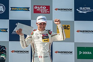 F3 Europe Race report Norisring F3: Stroll holds off Hubert in red-flagged Race 3