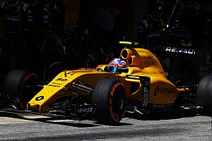Renault says F1's tyre pressure situation