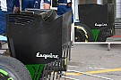 Formula 1 Bite-size tech: Williams FW38 rear wing endplate
