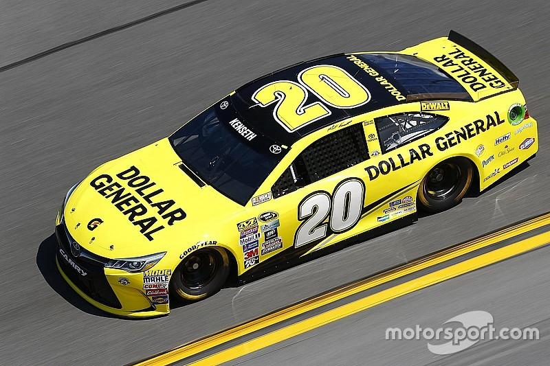 Joe Gibbs Racing Cars