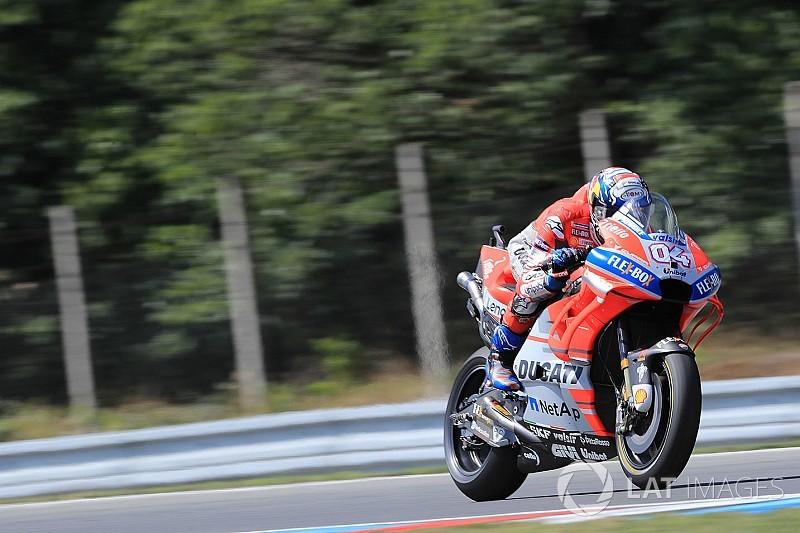 Doublé Ducati en République Tchèque — MotoGP de Brno
