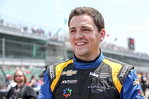 """IndyCar Special feature Stefan Wilson: """"We're Indy 500 qualifiers!"""""""