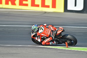 World Superbike Race report Lausitz WSBK: Davies takes crushing win, Rea crashes