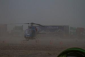 """Ралли-рейды Отчет об этапе 11-й этап """"Шёлкового пути"""" отменен из-за песчаной бури"""