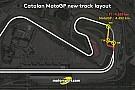 【motoGP】カタルニアサーキットのレイアウト変更をFIAとFIMが承認