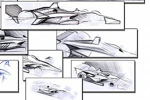 IndyCar Nieuws IndyCar onthult concepten van aerokit voor seizoen 2018