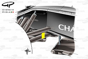 Formula 1 Analysis Tech analysis: The big trends of F1 2016
