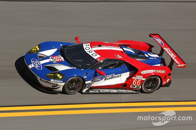 Indy stars Bourdais and Dixon confirmed for Sebring Ford GTs