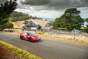 Other rally Stage report Targa Tasmania: Matt Close secures first win