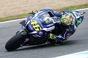MotoGP Qualifying report Yamaha all set for Spanish Grand Prix with 1-2 start