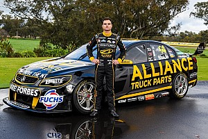 Supercars Breaking news Slade to run one-off livery in Townsville