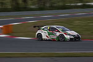 WTCC Breaking news Honda inherits MAC3 win after Lada penalty