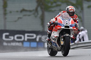"MotoGP Breaking news Dovizioso knew he ""screwed up"" with Sachsenring pit timing"
