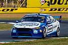 Supercars Ipswich Supercars: Whincup fastest, Pye crashes hard
