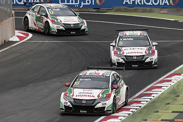 WTCC Honda excluded from Hungary and Morocco results